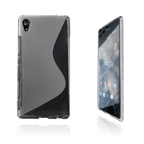 Lagerlöf Sony Xperia Z3+ Deksel - Gjennomsiktig