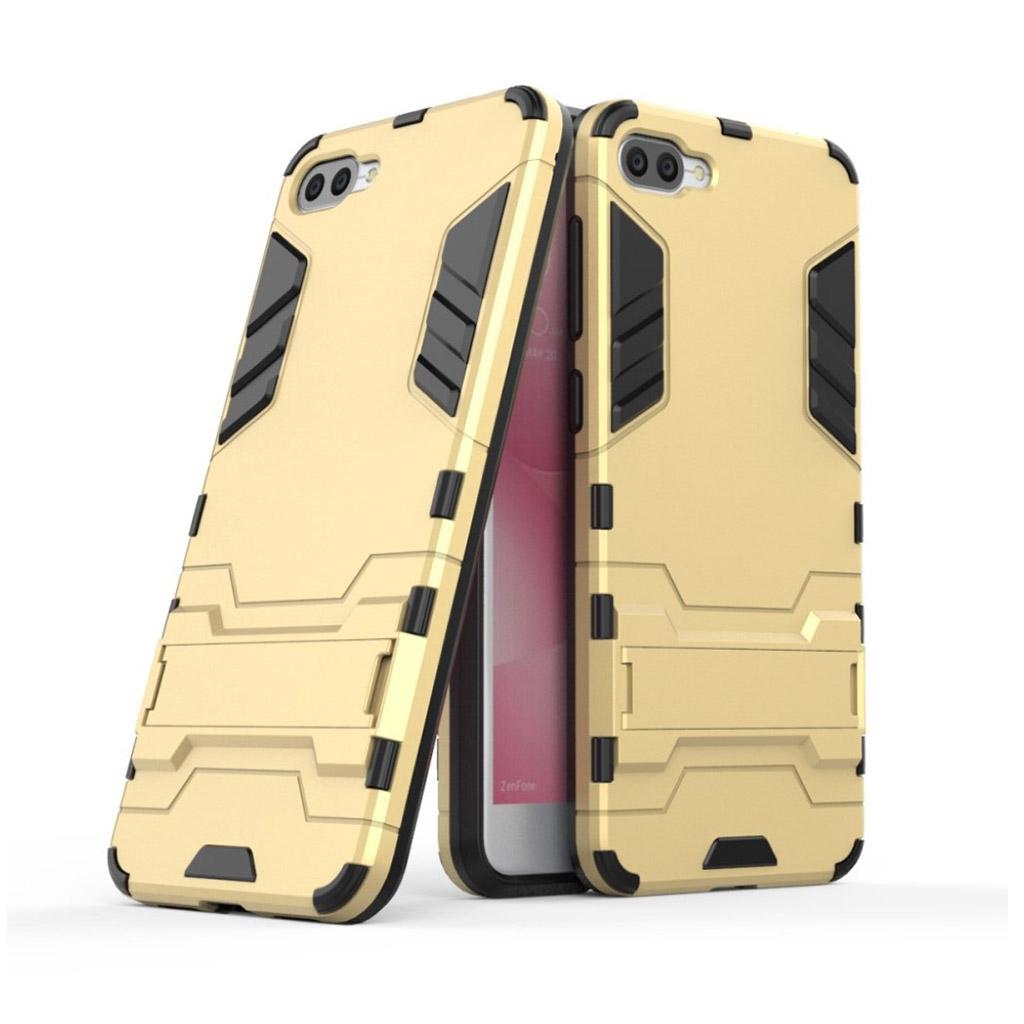 Bilde av Asus Zenfone 4 Max Zc520kl Deksel Laget Av Plastikk Og Silikon - Gull