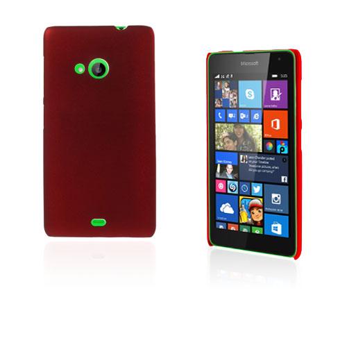 Christensen Microsoft Lumia 535 Deksel - Rød
