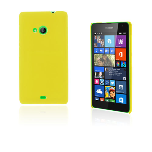 Christensen Microsoft Lumia 535 Deksel - Gul