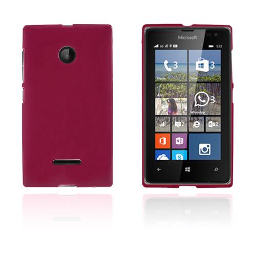 Sund Microsoft Lumia 532 Deksler - Rød