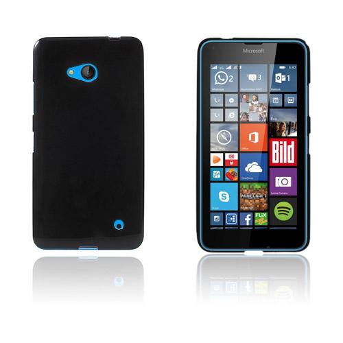 Sund Microsoft Lumia 640 Deksler - Sort