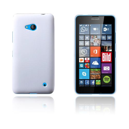 Sund Microsoft Lumia 640 Deksler - Hvit