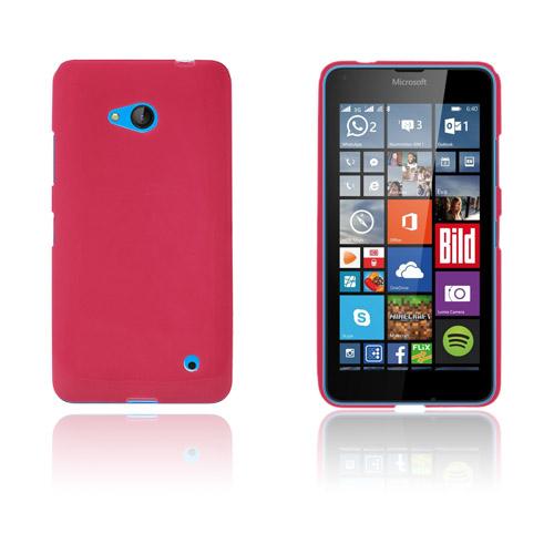 Sund Microsoft Lumia 640 Deksler - Varm Rosa