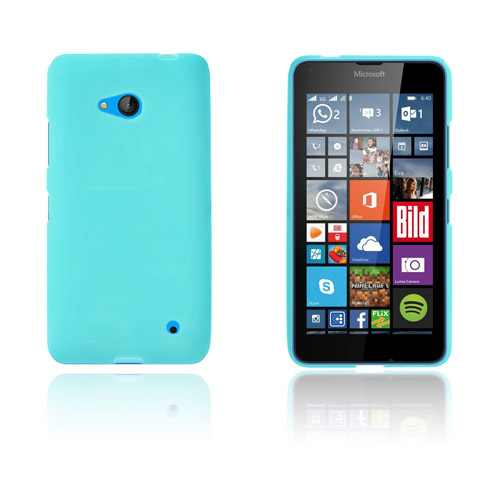 Sund Microsoft Lumia 640 Deksler - Blå