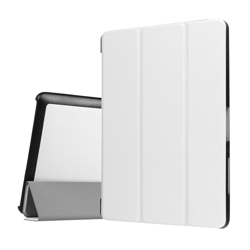 Bilde av Acer Iconia Tab 10 B3-a30 Tri-fold Pu Leather Flip Case - White