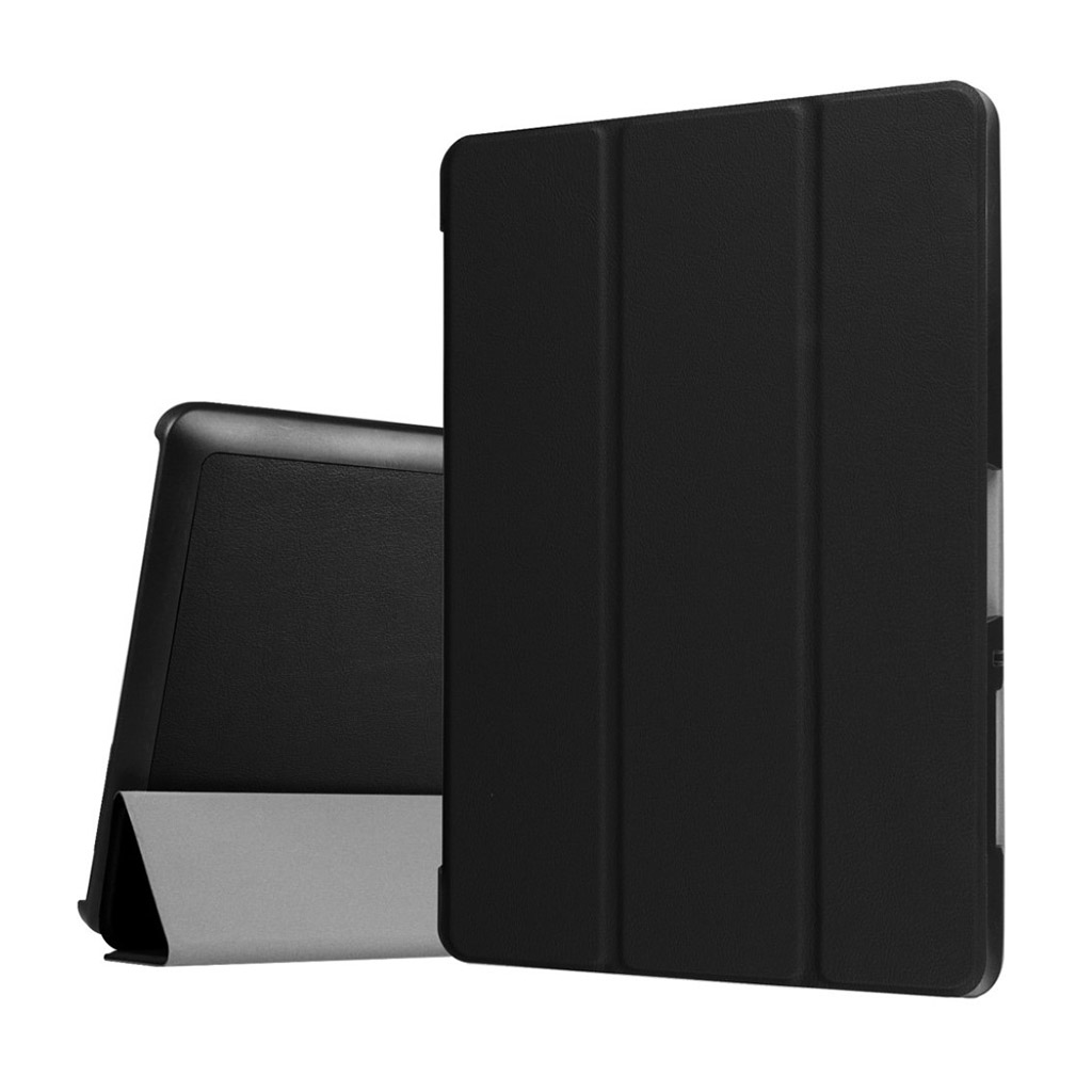 Bilde av Acer Iconia Tab 10 B3-a30 Tri-fold Pu Leather Flip Case - Black