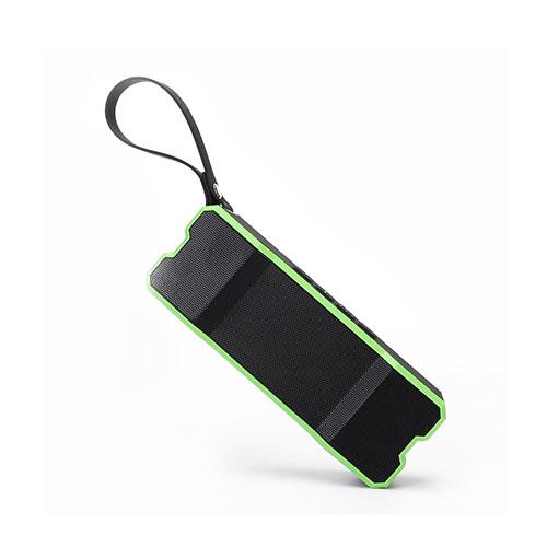 Bilde av 10W Superbass Vanntett Wi-Fi Høyttaler med App kontroll - Grønn