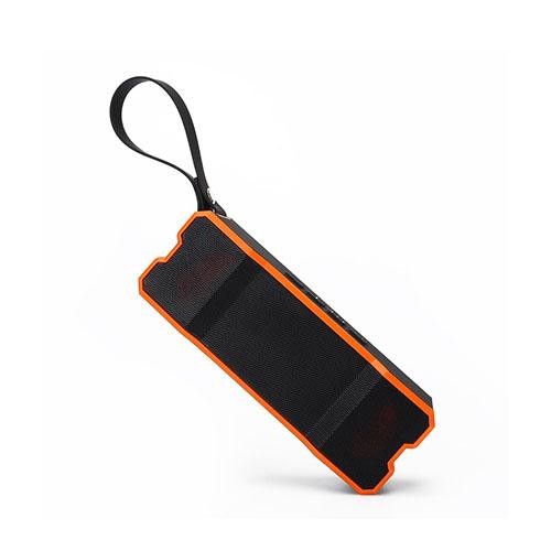 Bilde av 10W Superbass Vanntett Wi-Fi Høyttaler med App kontroll - Oransje