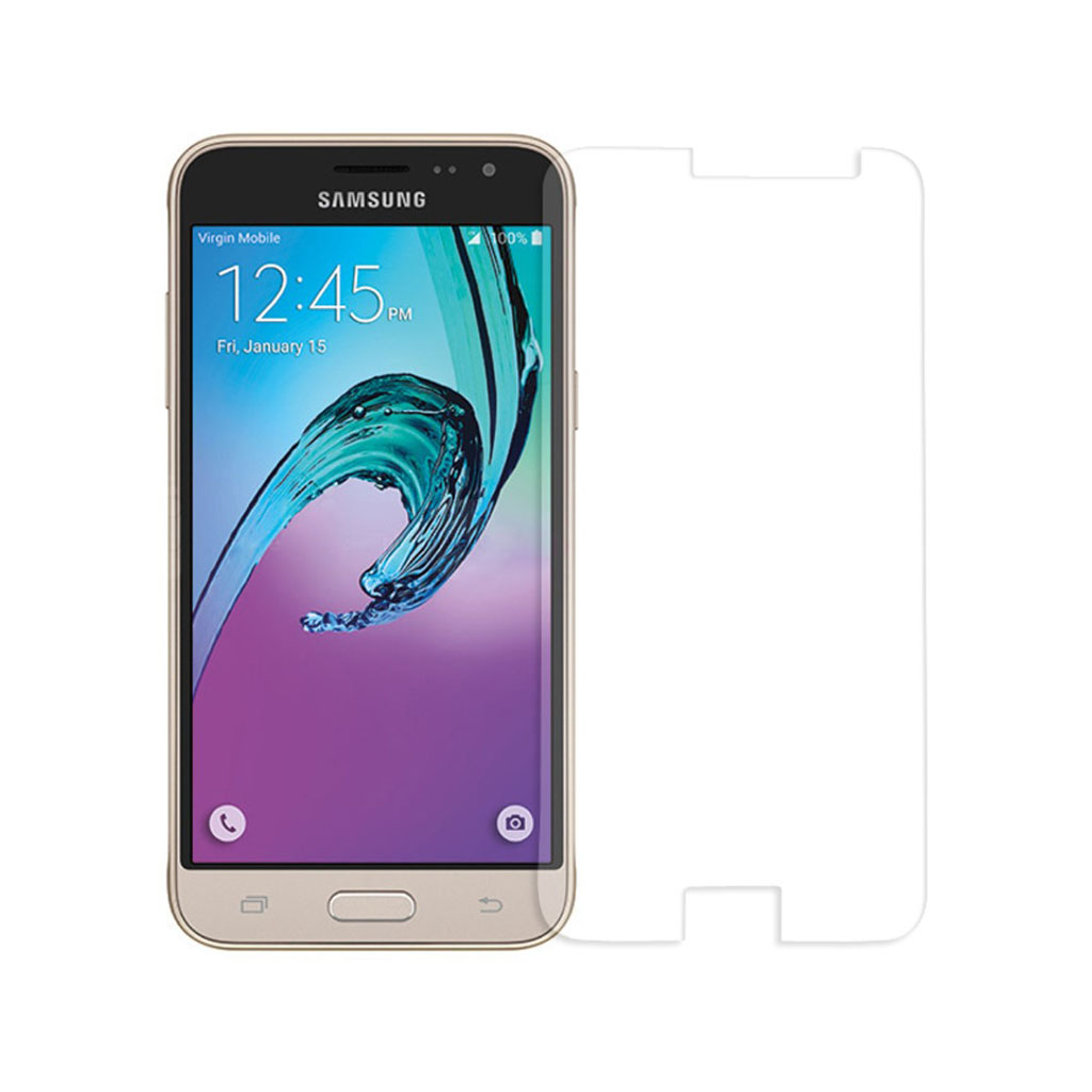 Bilde av 0.3 mm skjermbeskytter av herdet glass for Samsung Galaxy J3 (2016) (Arc Edge)