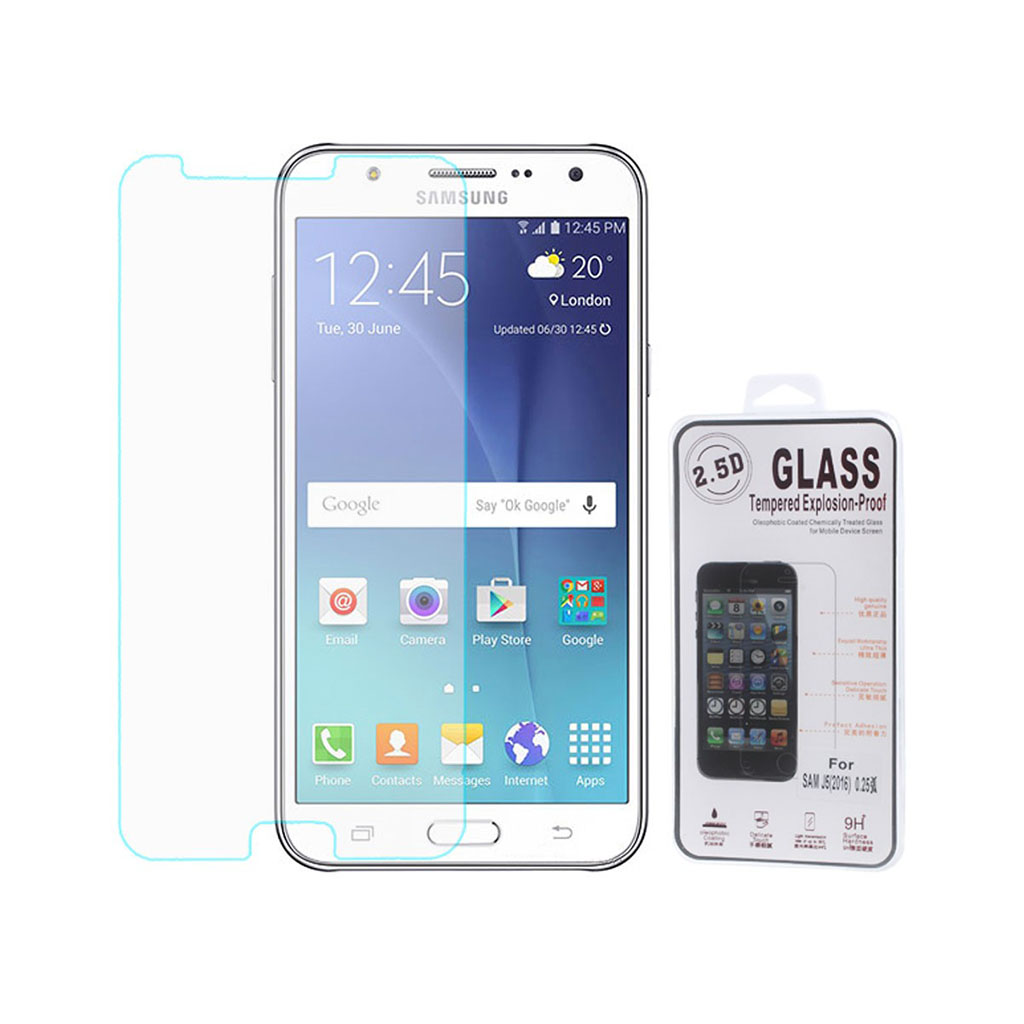 Bilde av 0.25 mm skjermbeskytter av herdet glass for Samsung Galaxy J5 (2016) (Arc Edge)
