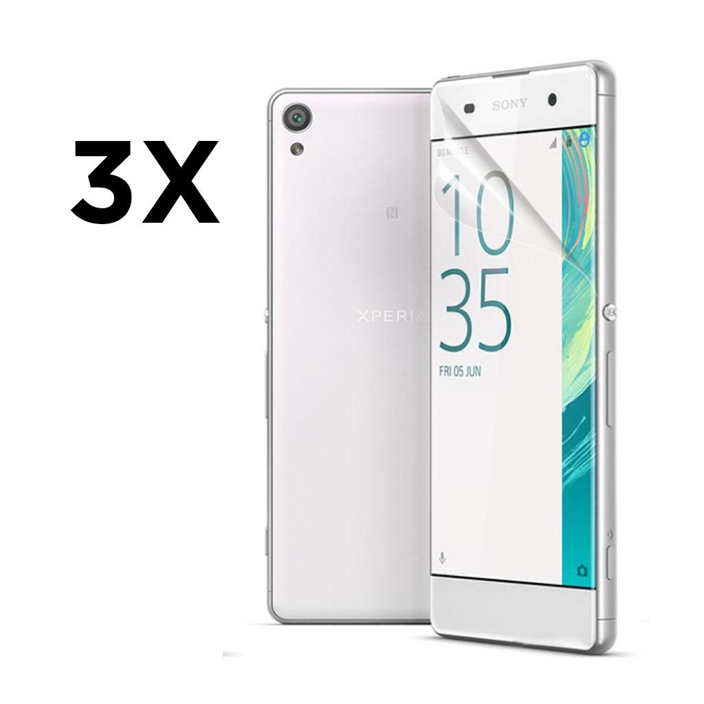 Bilde av 3-pk LCD skjermbeskyttende film Sony Xperia XA / XA Dual