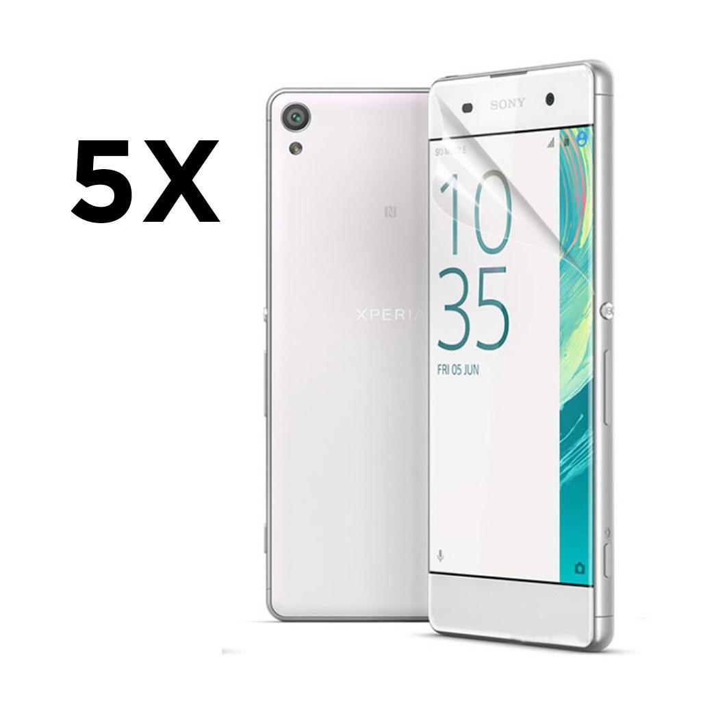 Bilde av 5-pk LCD Skjermbeskyttende film for Sony XA / XA Dual