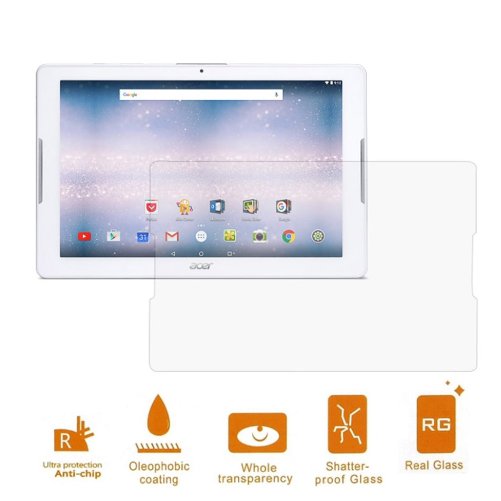 Bilde av Acer Iconia Tab 10 B3-a30 Ultra Clear Lcd Screen Protector