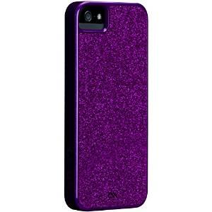 Bilde av Case-mate Glam Etui For Iphone 5s (lilla)