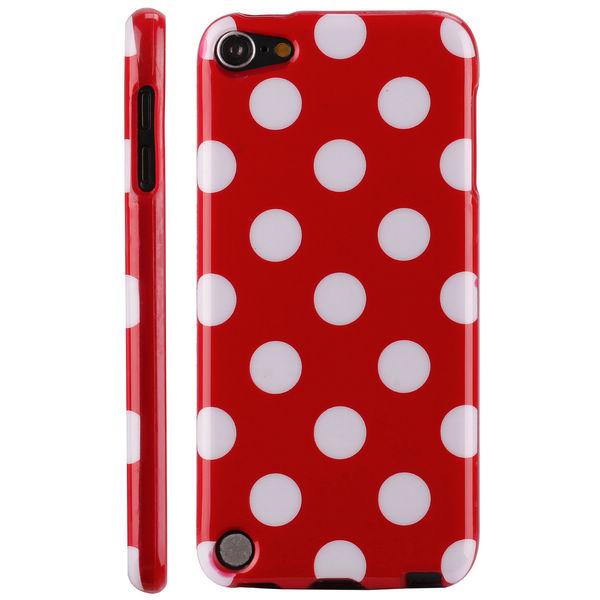 Bilde av Prikker & Colors (rød) Ipod Touch 5 Deksel