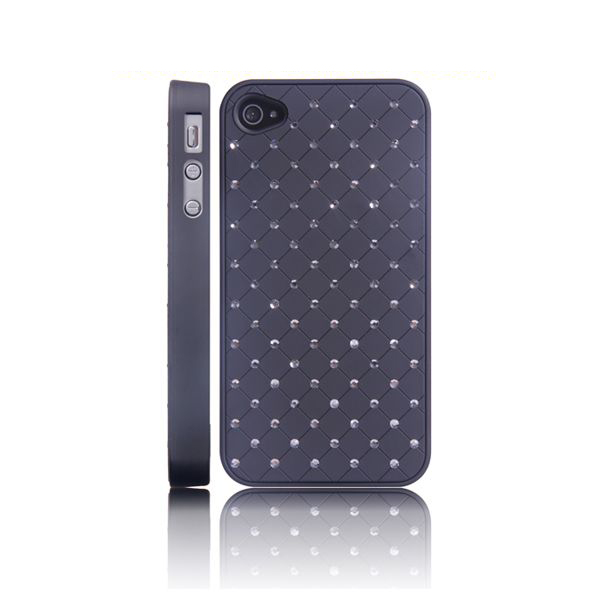 Bilde av 101 Stars (Sort) iPhone 4/4S Deksel