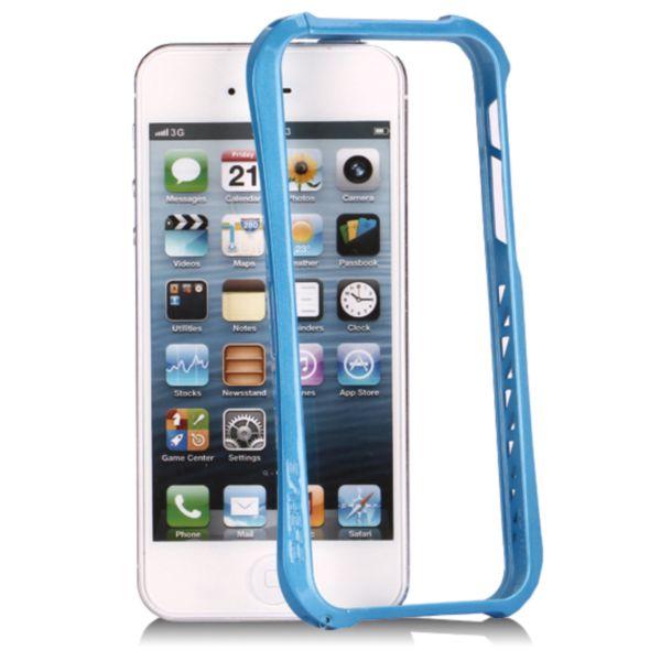 Bilde av Aluframe (blå) Iphone 5 Aluminium Bumper