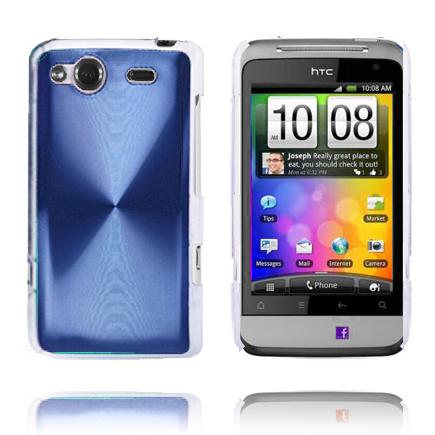 Bilde av Aluminium Shield (Blå) HTC Salsa Deksel