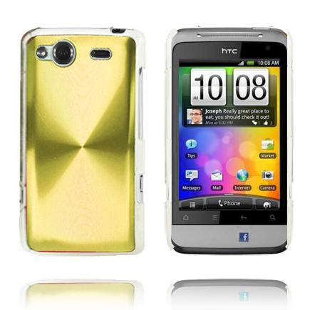 Bilde av Aluminium Shield (Gull) HTC Salsa Deksel
