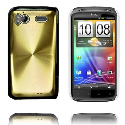 Bilde av Aluminium Shield (Gull) HTC Sensation Deksel