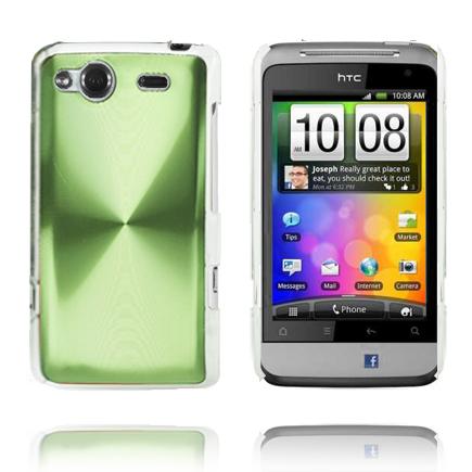 Bilde av Aluminium Shield (Grønn) HTC Salsa Deksel