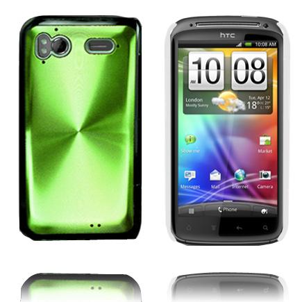 Bilde av Aluminium Shield (Grønn) HTC Sensation Deksel