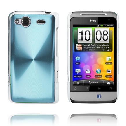 Bilde av Aluminium Shield (Lyse Blå) HTC Salsa Deksel