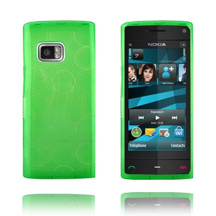 Bilde av Amazona (Grønn) Nokia X6 Deksel