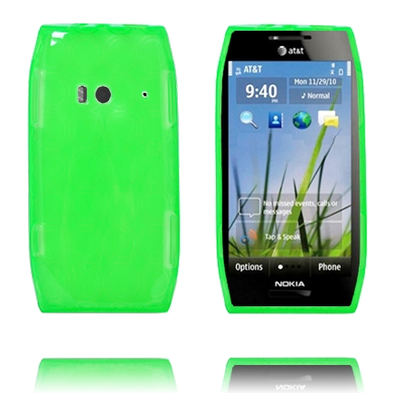 Bilde av Amazona (Grønn) Nokia X7 Deksel