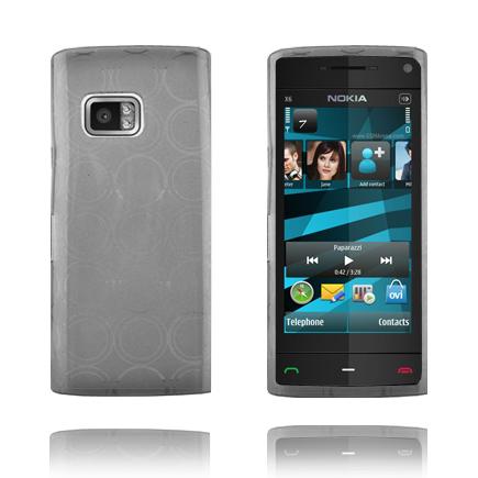 Bilde av Amazona (Grå) Nokia X6 Deksel