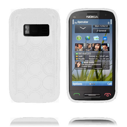 Bilde av Amazona (Hvit) Nokia C6-01 Deksel