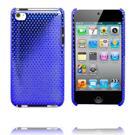 Bilde av Atomic Chrome T4 (blå) Ipod Touch 4 Deksel