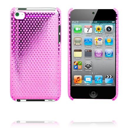 Bilde av Atomic Chrome T4 (rosa) Ipod Touch 4 Deksel