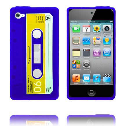 Bilde av Cassette Deksel (blå) Ipod Touch 4 Deksel