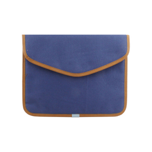 Bilde av Canvas Bag For Ipad 2 (mørk Blå)