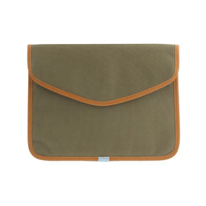 Bilde av Canvas Bag For Ipad 2 (brun)