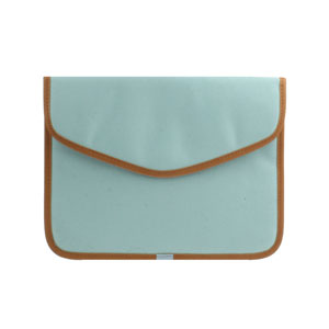 Bilde av Canvas Bag For Ipad 2 (lyse Blå)