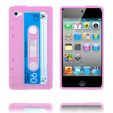 Bilde av Cassette Deksel (rosa) Ipod Touch 4 Deksel
