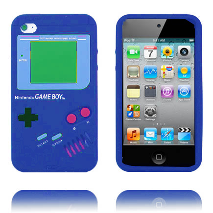 Bilde av Gameboy (blå) Ipod Touch 4 Deksel