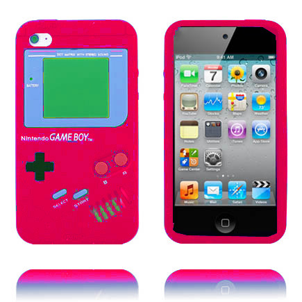 Bilde av Gameboy (hot Rosa) Ipod Touch 4 Deksel
