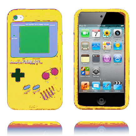 Bilde av Gameboy (gul) Ipod Touch 4 Deksel
