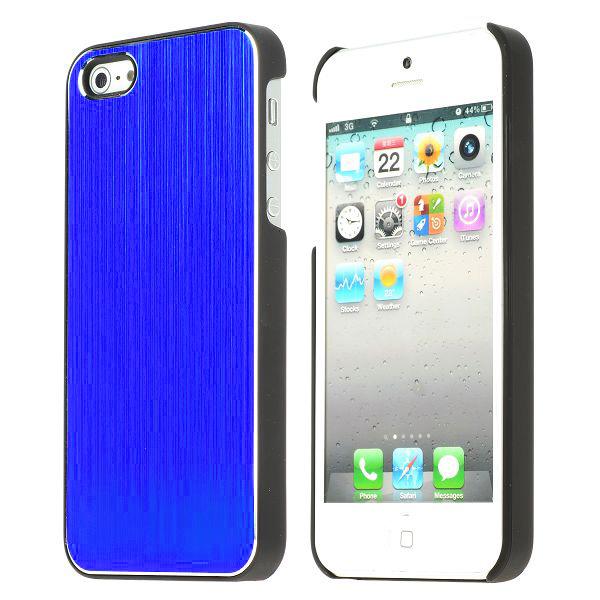Bilde av Alu Shield (blå) Iphone 5 Deksel