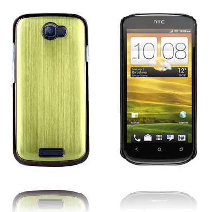 Bilde av Alloy M1 (Lys Grønn) HTC One S Deksel