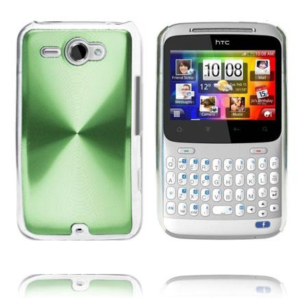 Bilde av Aluminium Shield (Grønn) HTC ChaCha Deksel