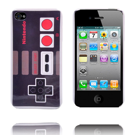 Bilde av 4s Retro Deksel (game Pad) Iphone 4s Deksel