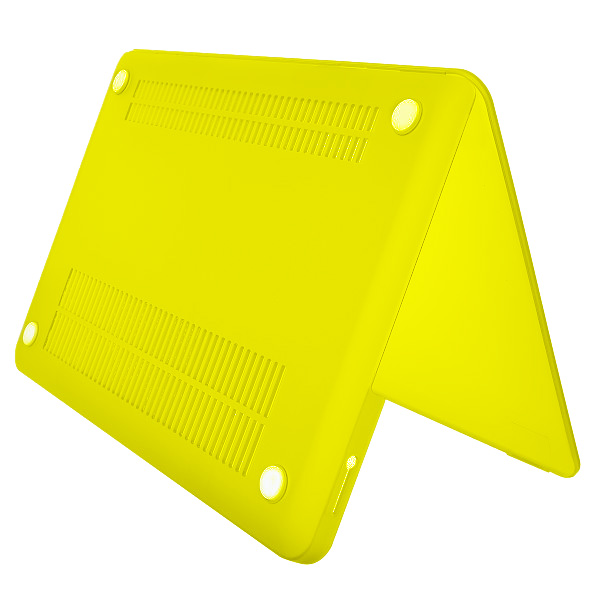 Bilde av Hard Shell (yellow) Protection Case For Macbook Pro 15.4""