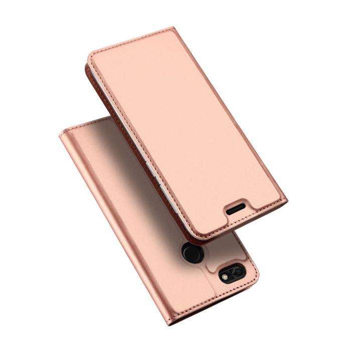 Huawei P9 Lite Mini deksel i silikon Rosa