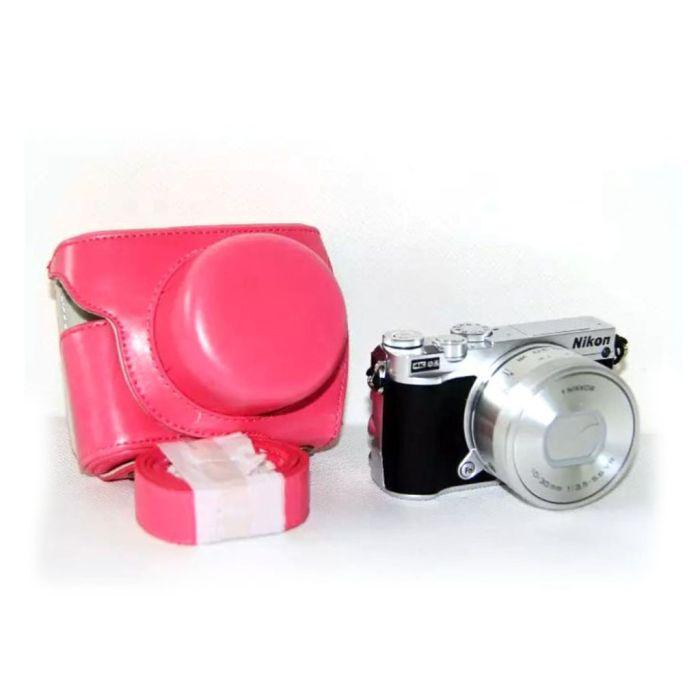 Nikon 1 J5 foto kamera beskyttelses deksel veske laget av