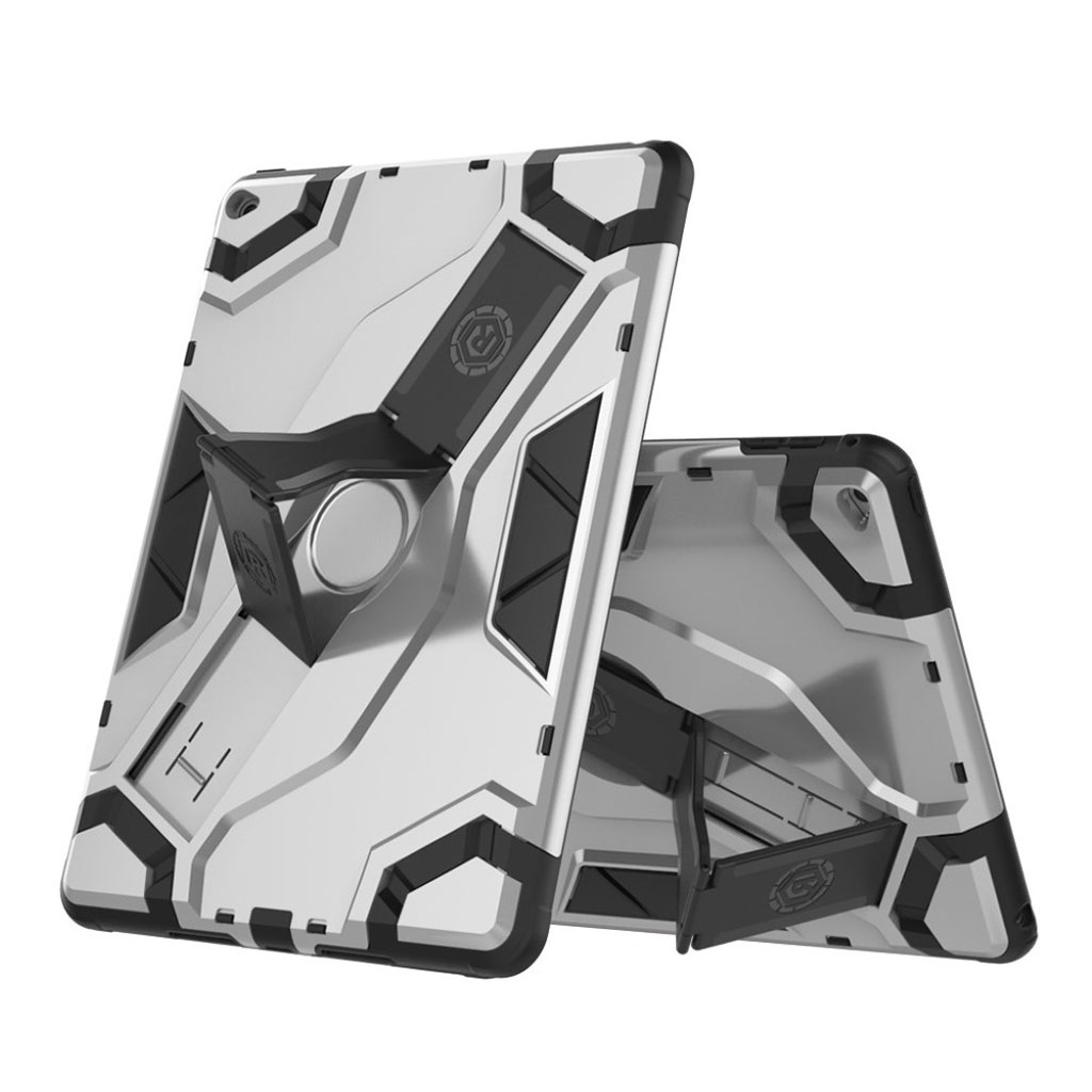 Bilde av Ipad Air 2 Beskyttelses Deksel Av Hybrid Materiale - Grå